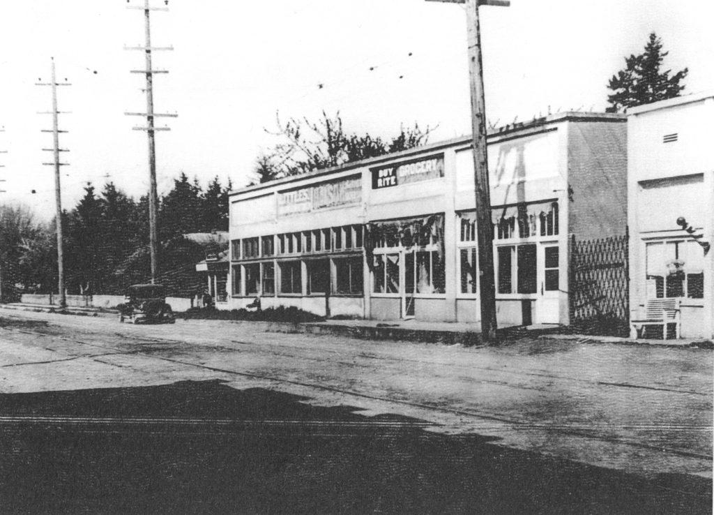 Photo of Oak Grove (late 1920s)