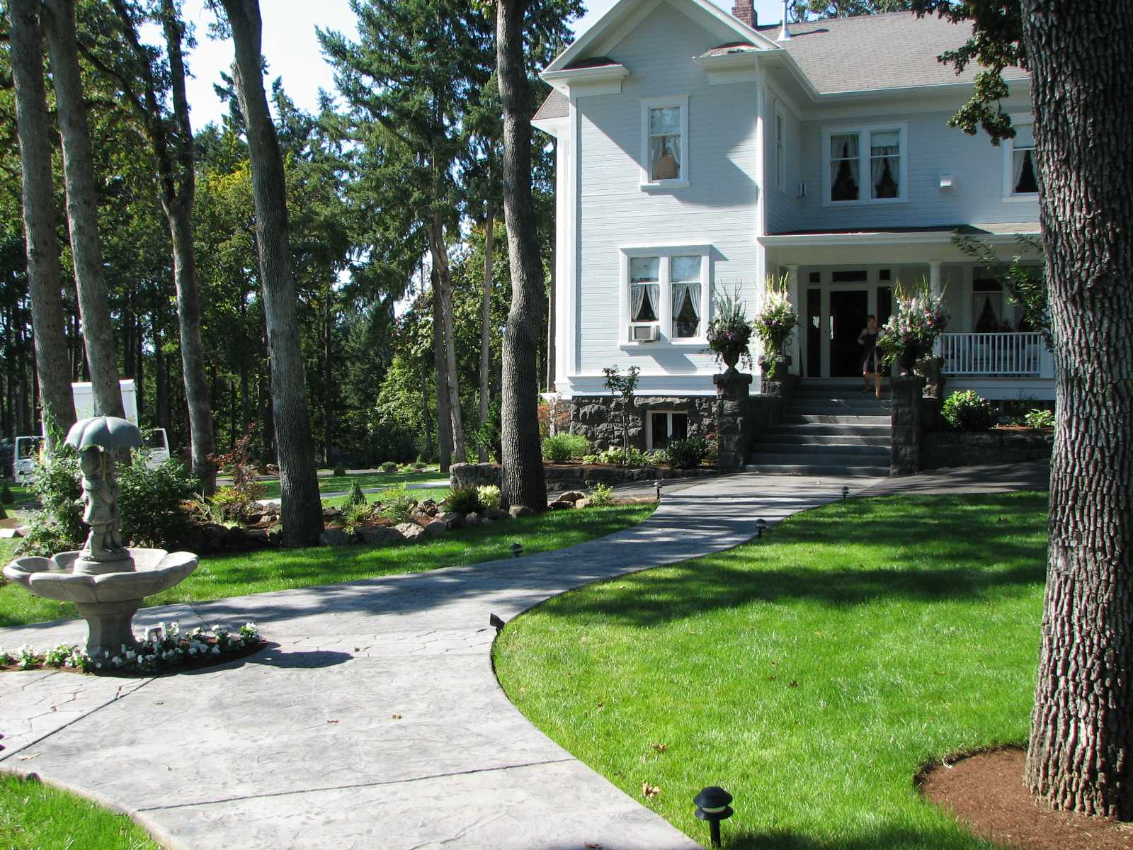 Photo of Sandes of Time Bed and Breakfast - house and grounds